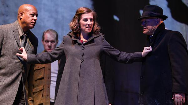 """""""[Bess] invests in this idea that she is a very, very powerful agent in this narrative,"""" librettist Royce Vavrek says."""
