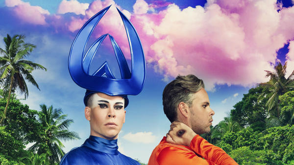 Empire of the Sun's new album, <em>Two Vines</em>, comes out Oct. 28.