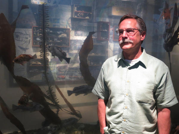 <p>Bob Cowen, the director of the Hatfield Marine Science Center, says the new research center should be built in the tsunami zone because students will be down there most of the time anyway.</p>