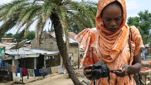 Fati Abubakar takes her camera and goes searching for bitsofborno — people who show how life goes on in the troubled northeast of Nigeria.