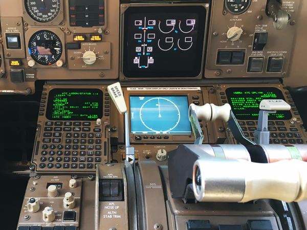 Data Comm technology gives air traffic controllers and pilots the ability to transmit flight plans, clearances, instructions, advisories, flight crew requests and reports through a digital message service.