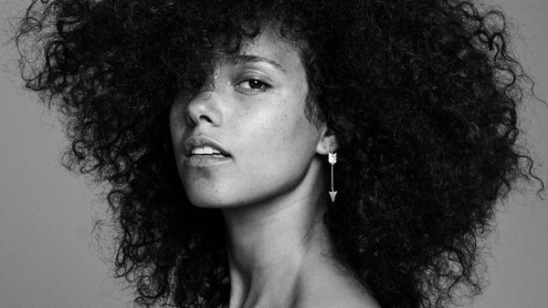 Alicia Keys' new album, <em>Here</em>, comes out Nov. 4.
