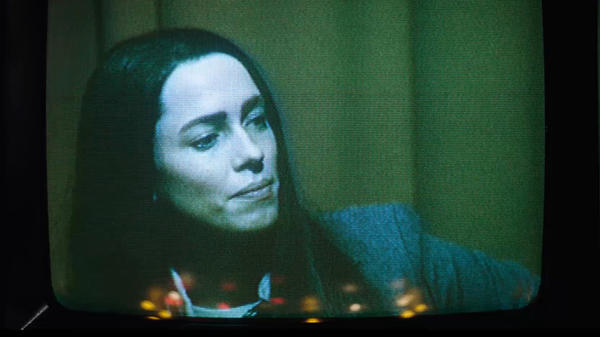 Rebecca Hall as Christine Chubbuck in <em>Christine</em>.