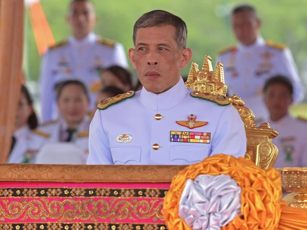 Thailand's Crown Prince Maha Vajiralongkorn attends an event in Bangkok on May 13, 2015. He is expected to succeed his father, King Bhumibol Adulyadej, who died Thursday at age 89. But the crown prince, who is in his mid-60s, has never achieved the popularity of his father.