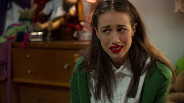Colleen Ballinger says Miranda Sings was inspired by two kinds of people: the girls who were mean to her in college and those unfortunate souls publicly warbling away on YouTube, whose ambitions — to put it nicely — exceed their abilities.