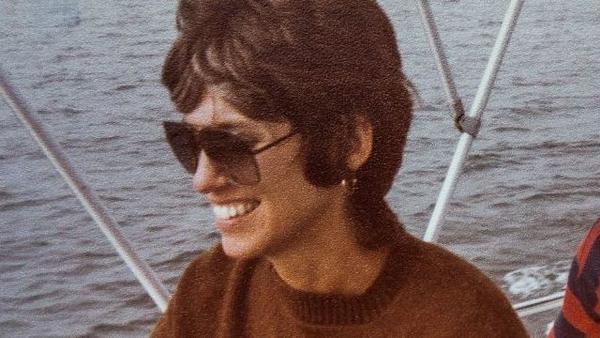Jessica Leeds in 1978.