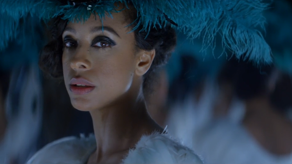 "Corinne Bailey Rae in her video for ""Hey, I Won't Break Your Heart."""