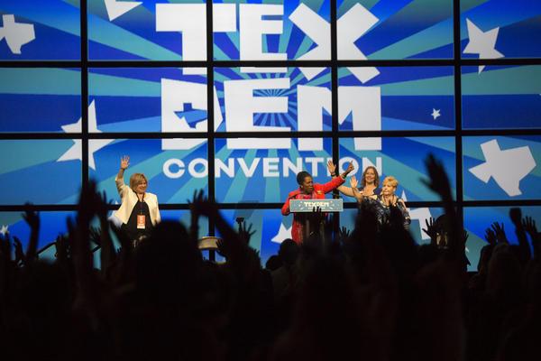 Democrats gathered in San Antonio last weekend.