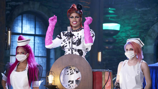 Christina Milian, Laverne Cox and Annaleigh Ashford appear in the Fox remake of the classic cult musical, <em>The Rocky Horror Picture Show,</em> which premieres Oct. 20.
