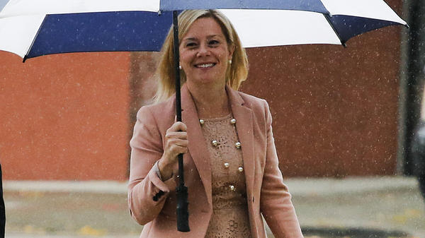 Bridget Anne Kelly, New Jersey Gov. Chris Christie's former deputy chief of staff, said in federal court Friday that the governor knew about a controversial traffic plan at least one month in advance.