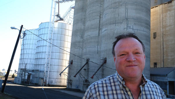 Sammie White is one of the managers at the Pacific Northwest Farmers Cooperative in Genesee, Idaho. He says in a small town it's hard to tell his neighbors and friends their wheat has problems and they won't get paid what they expected.