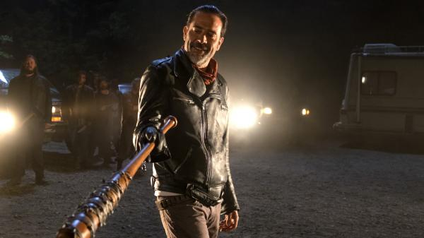 The introduction of Jeffrey Dean Morgan as the villainous Negan takes <em>The Walking Dead</em> in a new direction.