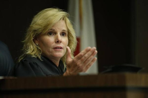 Broward Judge Carol-Lisa Phillips is presiding on the case of the ballots missing the medical marijuana amendment.