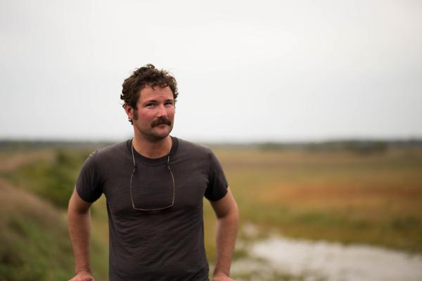 Researcher Brendan Carson