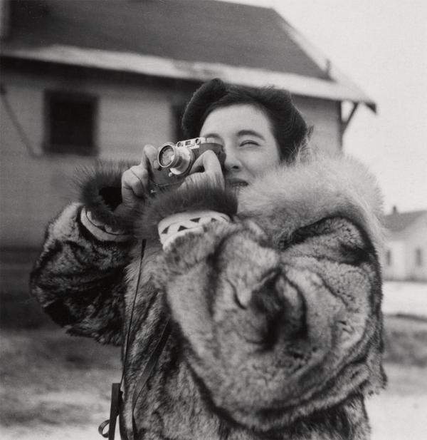 <em>Ruth Gruber, Alaska, 1941-43.</em>