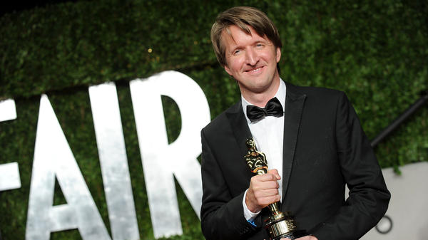 Tom Hooper won an Academy Award for best director for <em>The King's Speech</em> last year.