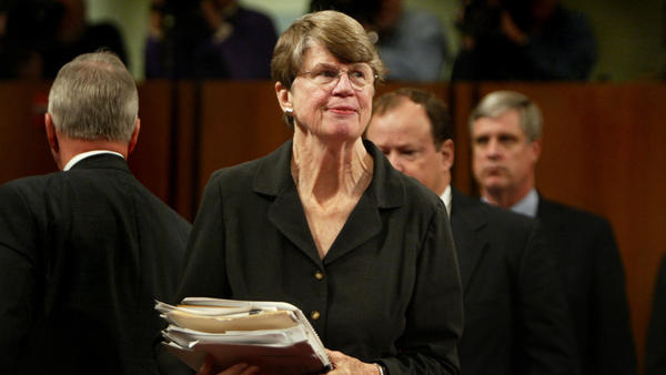Former Attorney General Janet Reno in 2004.
