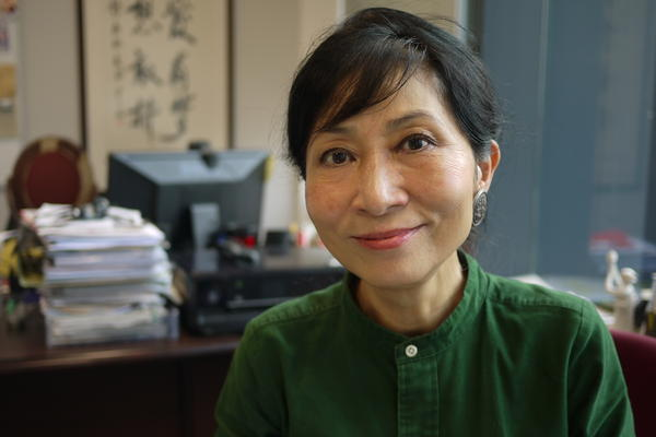 """Claudia Mo, a Hong Kong legislator, expects a new group of young lawmakers in Hong Kong to push back against mainland China. """"I think Hong Kong will become even more vibrant on the political front,"""" she says."""