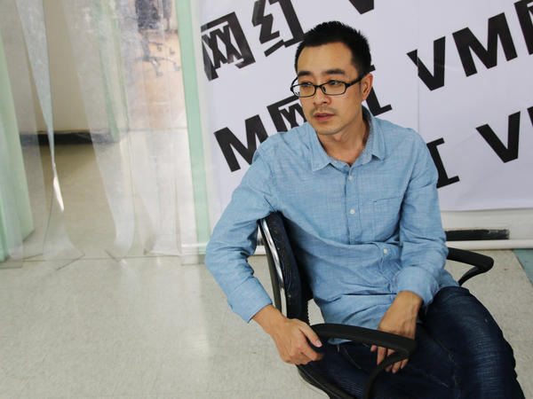 Gu Yongliang runs a Beijing-based Internet talent company, scouting and training aspiring Internet stars and marketing them through advertising and social media.
