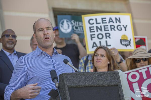 Michael Brune, National Executive Director, Sierra Club.