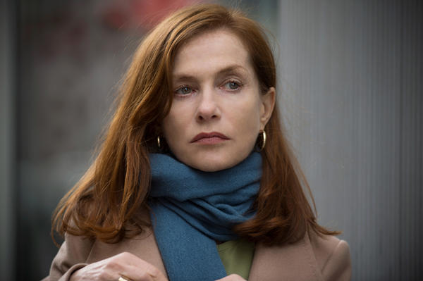 Isabelle Huppert as Michèle in <em>Elle</em>.