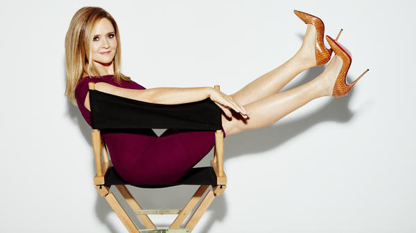 Samantha Bee is the host of <em>Full Frontal With Samantha Bee</em>.