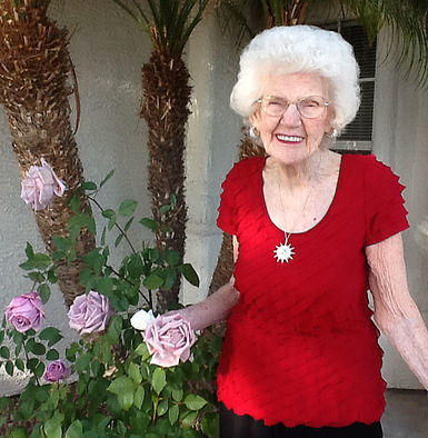 <strong>Edith Buckley, 97, Las Vegas, Nev.</strong>