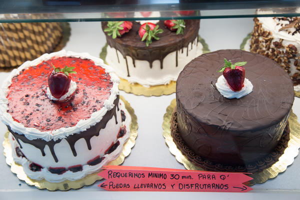 Leo's Cakery makes custom desserts on SW 29th Street in Oklahoma City.
