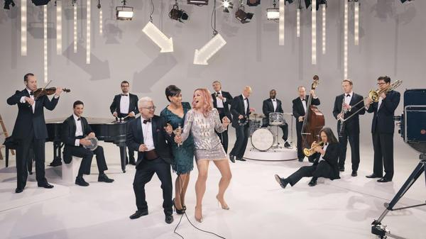 Pink Martini's new album, <em>Je Dis Oui!</em>, comes out Nov. 18.