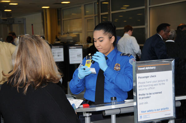 File photo. Regular driver's licenses from Oregon and Washington will no longer be acceptable ID to board a commercial flight after January 2018.