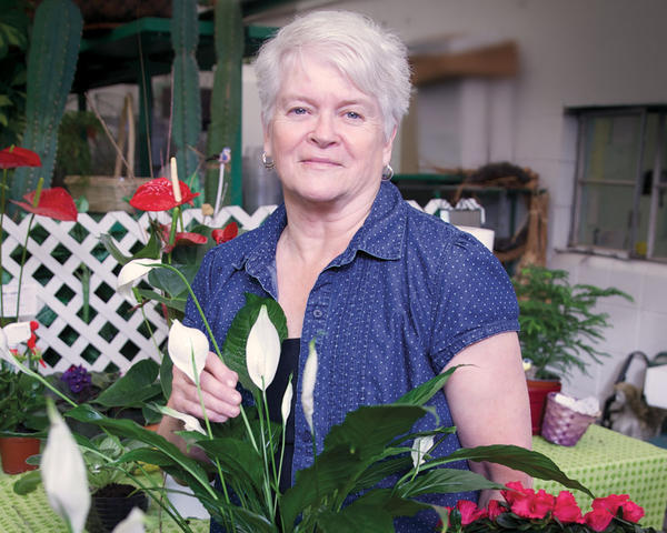 Barronelle Stutzman, owner of Arlene's Flowers in Richland, Washington, refused to provide wedding flowers for a same-sex couple in 2013, saying it was against her religious beliefs.