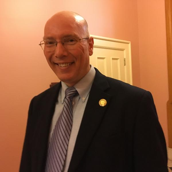 Representative John Becker (R)