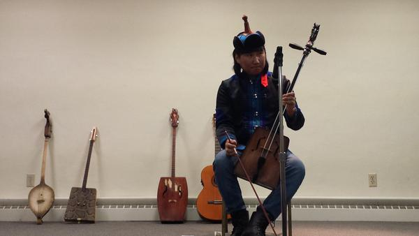 Tamir Hargana performs Nov. 29, 2016