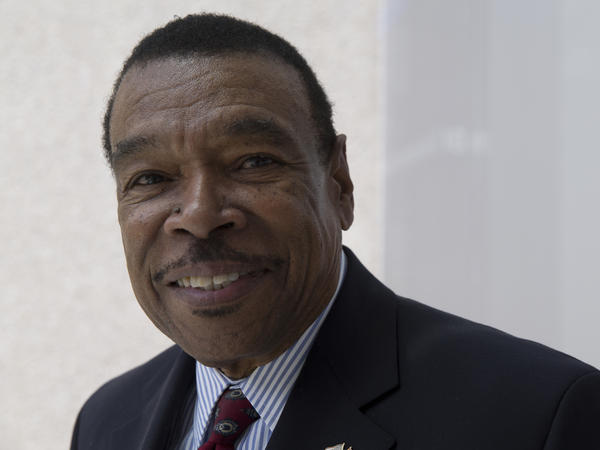 Burden spent much of his police career working with youth. Now retired, he still lives in the Washington area.