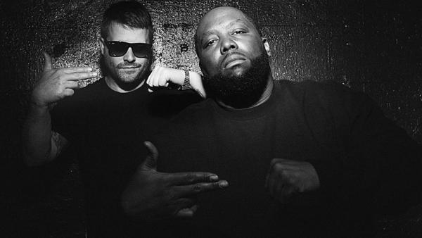 El-P (Jaime Meline) and Killer Mike (Michael Render) are Run the Jewels.