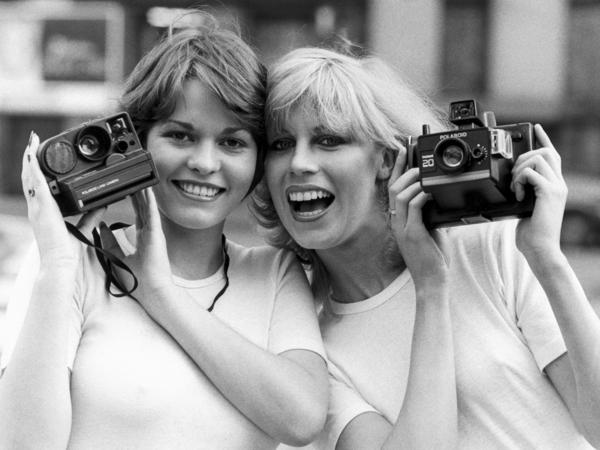 Do you and your friends look like these British models from the 1970s? If not, have no fear — you can still capture memories (digitally) in a shared private photo collection.