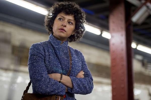 Alia Shawkat stars as Dory in the new TBS comedy <em>Search Party.</em>