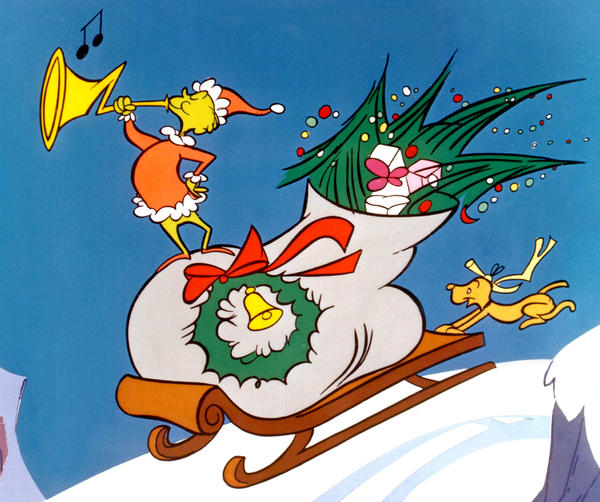 <em>How the Grinch Stole Christmas </em>is celebrating 50 years of being one of the few good Christmas TV specials.