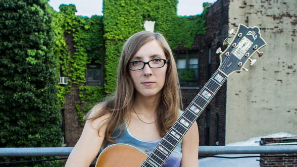 Mary Halvorson's latest album, <em>Away With You</em>, is a collection of octets.