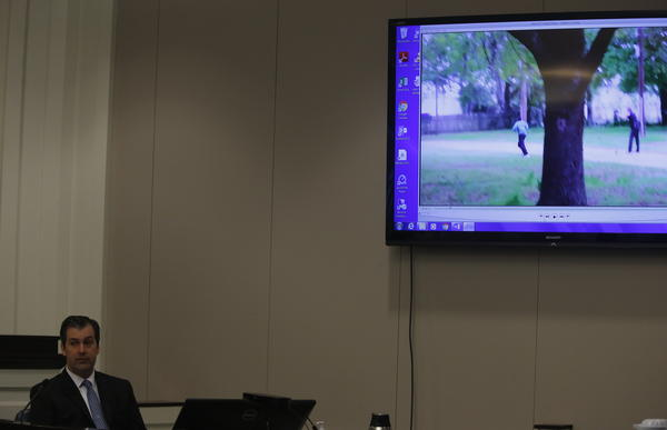 During Slager's testimony, the jury was shown a bystander video of the 2015 incident in which Slager shot and killed Walter Scott.