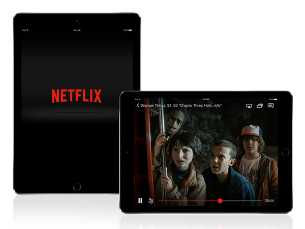 At no extra cost to the user, Netflix subscribers are now able to save select content to their iOS or Android devices.