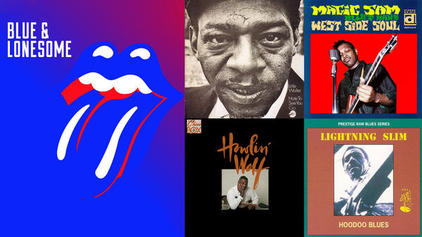 Hear songs from The Rolling Stones' <em>Blue & Lonesome</em> and these other albums in this playlist.