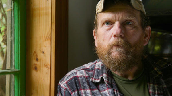 <p>Army veteran Charles Nelson says the solitude of the Olympic Peninsula's rainforest has been therapeutic for his post-traumatic stress. He says he supports the military but not its plans to send more jets over the Peninsula for training.</p>