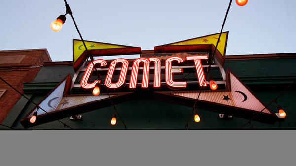 Comet Ping Pong, a pizzeria in Washington, D.C., has been made the center of a bizarre online conspiracy theory — with real-world consequences.