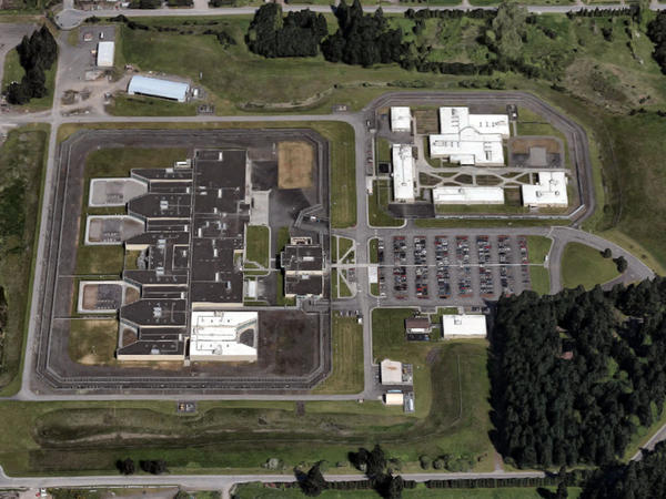 The Coffee Creek Correctional Facility in Wilsonville is Oregon's only prison for female inmates.