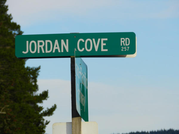 <p>Some Southern Oregon residents are fighting the Jordan Cove liquefied natural gas export terminal  proposed in Coos Bay.</p>