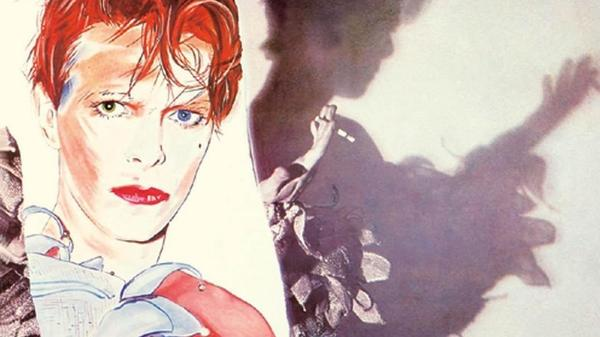 David Bowie's <em>Scary Monsters (And Super Creeps)</em> was one of many memorable albums that came out in 1980.