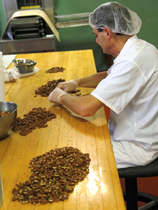 Monks at the Abbey of Gethsemani in Trappist, Ky., have been making fruitcakes since the 1950s and have come to financially depend upon the business.