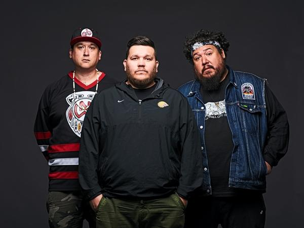 <em>We Are The Halluci Nation</em> is the third studio album from A Tribe Called Red.