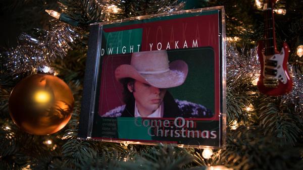 Dwight Yoakam's <em>Come On Christmas</em>, nestled in the Horn family tree.